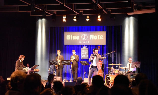 """A Crooner's Night"": Naim live al Blue Note di Milano"