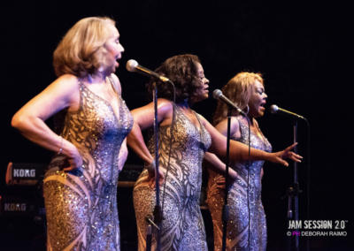 The Three Degrees live al Blue Note di Milano ©Deborah Raimo