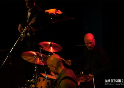James Taylor Quartet live al Blue Note di Milano - foto Matteo Betto