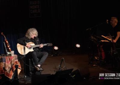 Angelo Branduardi live Blue Note Milano - Foto Deborah Raimo