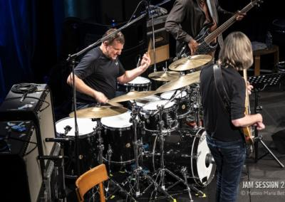 Mike Stern torna live Blue Note Di Milano (11-2018) -Foto  Matteo Betto