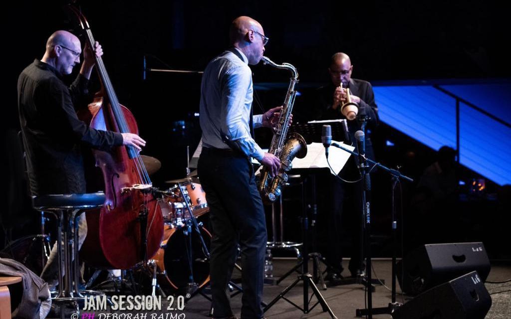 JOSHUA REDMAN con Ron Miles, Scott Colley, Brian Blade al Blue Note Milano