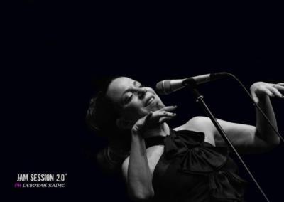 Bebel Gilberto le foto del live al Blue Note di Milano