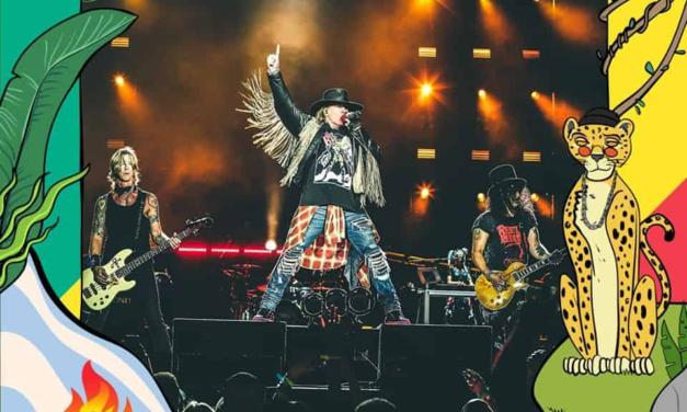 GUNS N' ROSES al Firenze Rocks 2020